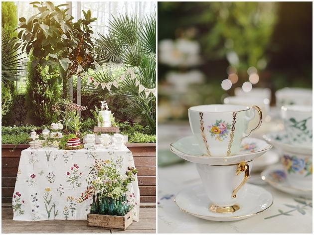 Hochzeits Trend Botanical