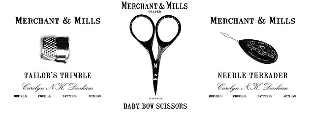 Merchant & Mills Handarbeitszubehör