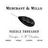 Einfädelhilfe in Schwarz von Merchant & Mills