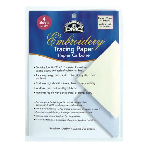 Motiv von Papier auf Stoff übertragen