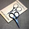 Schwarze, kleine Stickschere von Merchant & Mills