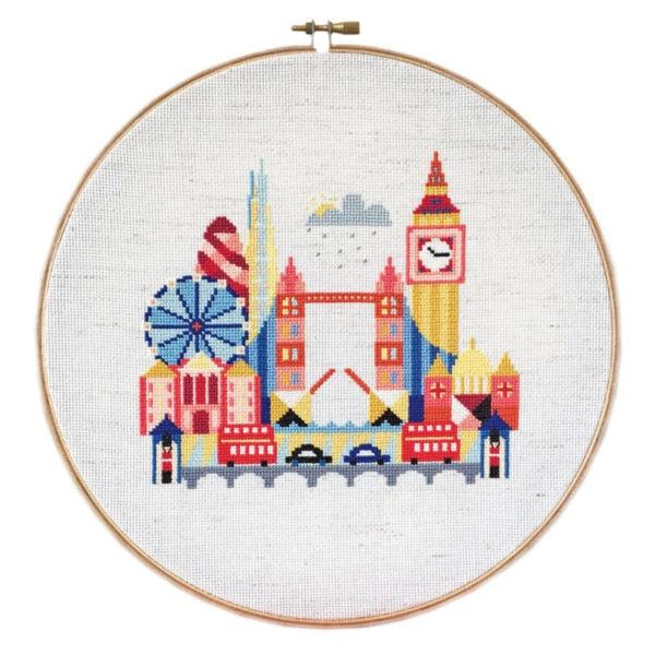Stickbild London England