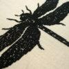 Stickvorlage Libelle Kreuzstich einfach