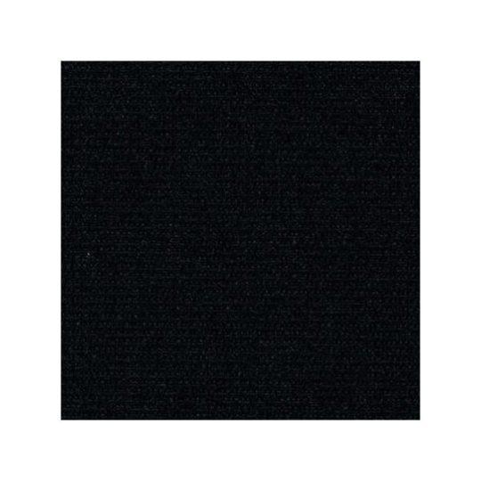 Stoff zum Sticken in Kreuzstich in Schwarz