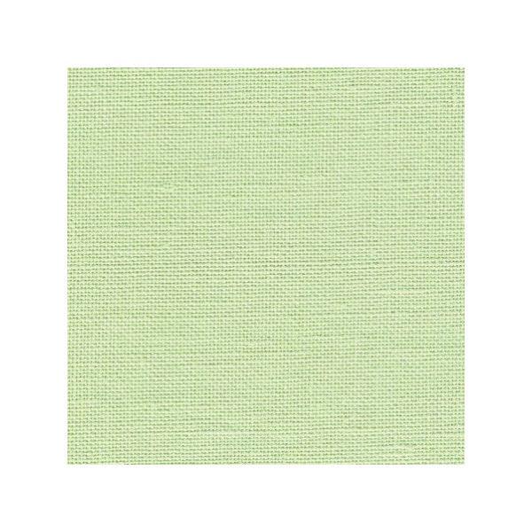 Leinen zum Sticken in der Farbe Hellgrün