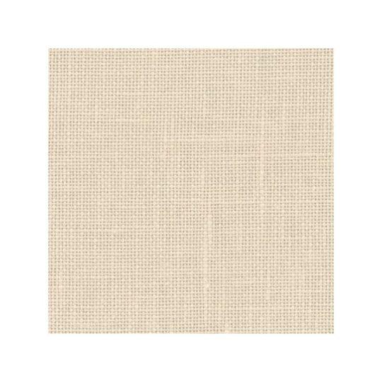Leinen zum Sticken in der Farbe beige bzw. creme