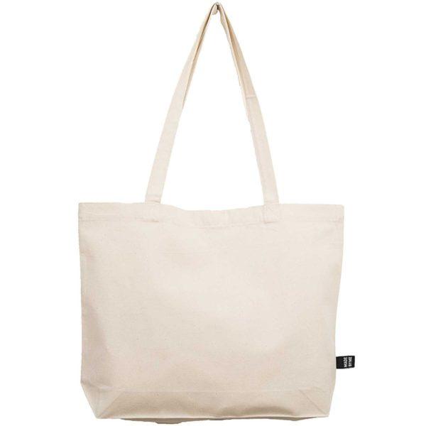 Tasche bzw. Shopper mit langen Henkeln zum Besticken l über Zur Lila Pampelmuse