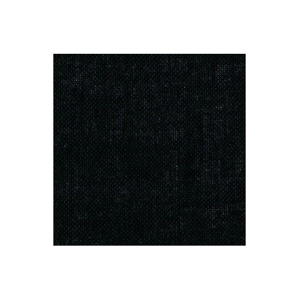 Leinen von Zweigart - Cashel 720 schwarz - Stoff zum Sticken