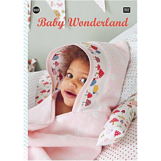 Kreuzstichvorlagen Baby & Geburt: Buch von Rico Design