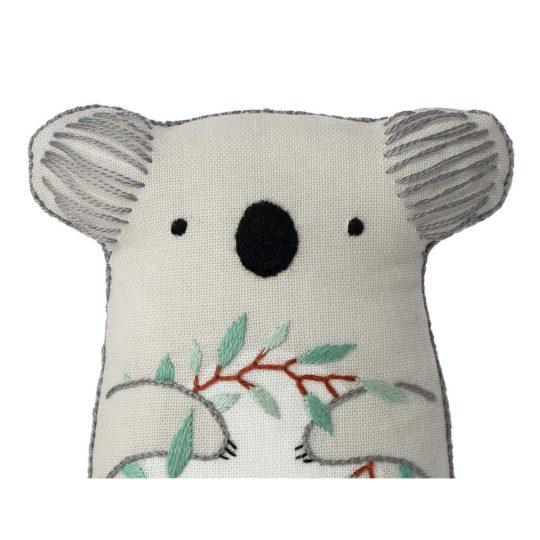 Süße Tier Puppe: Koala sticken! Für Anfänger - über Zur Lila Pampelmuse